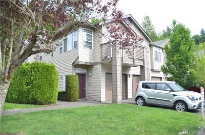 Renton Condo/Townhouse For Sale: 17781 134th Lane SE