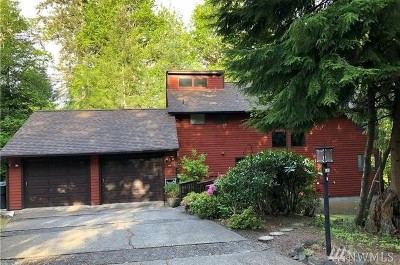 Cowlitz County Single Family Home For Sale: 144 Tanglewood Dr