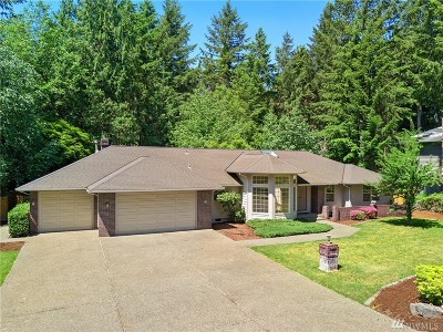 Gig Harbor Single Family Home For Sale: 2905 41st St NW