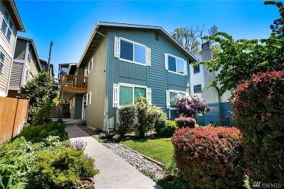 Seattle Multi Family Home For Sale: 4752 Delridge Wy SW