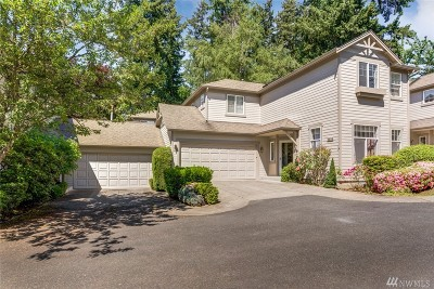 Kirkland Single Family Home For Sale: 9814 NE 130th Place