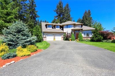 Tacoma Single Family Home For Sale: 3715 185th St E