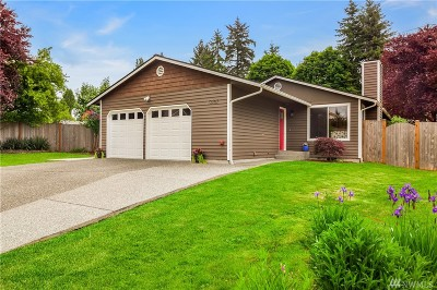 Kirkland Single Family Home For Sale: 12707 NE 132nd Place