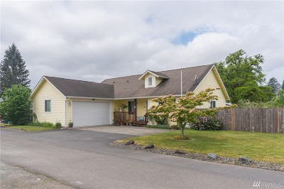 Centralia Single Family Home For Sale: 911 Rotary Lane