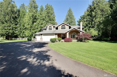 Maple Valley Single Family Home For Sale: 26720 SE 216th St