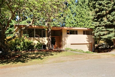 Bellevue Single Family Home For Sale: 5619 125th Ave SE
