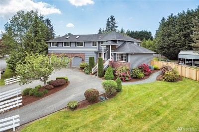 Snohomish Single Family Home For Sale: 11902 206th Ave SE