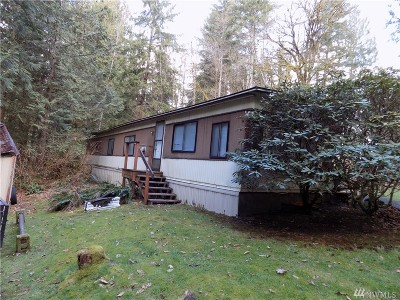Snohomish Single Family Home For Sale: 2930 S Lake Roesiger Rd