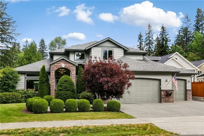 Bothell Single Family Home For Sale: 705 183rd St SE