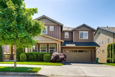 Newcastle Single Family Home For Sale: 13715 SE 90th Place