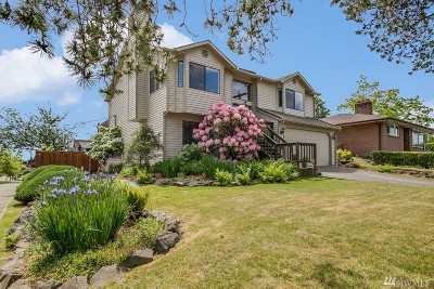 Seattle Single Family Home For Sale: 4735 S Hudson St