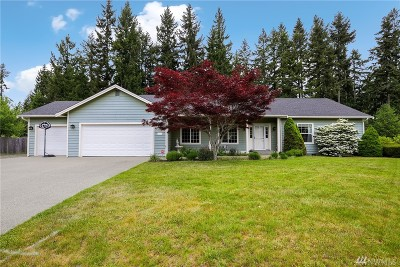 Gig Harbor Single Family Home For Sale: 1117 139th St NW