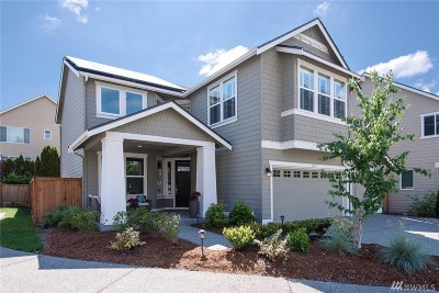 Bothell Single Family Home For Sale: 16815 37th Dr SE