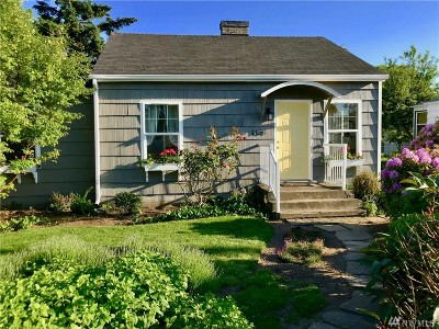 Burien Single Family Home For Sale: 1439 SW 148th St