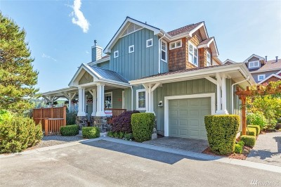 Port Ludlow Single Family Home For Sale: 14 Heron Rd