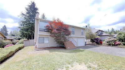 Maple Valley Single Family Home For Sale: 21647 SE 268th St