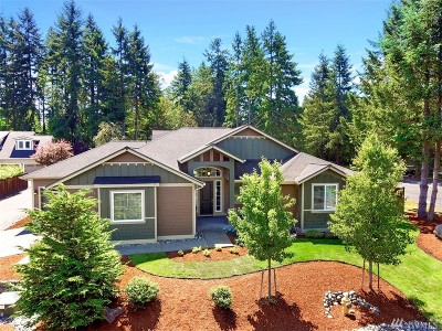 Pierce County Single Family Home For Sale: 2700 Sunset Ct