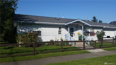 Bellingham WA Single Family Home For Sale: $415,000
