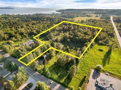 Whatcom County Residential Lots & Land For Sale: 84 Harborview Rd