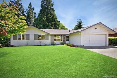 Renton Single Family Home For Sale: 999 Tacoma Ave NE