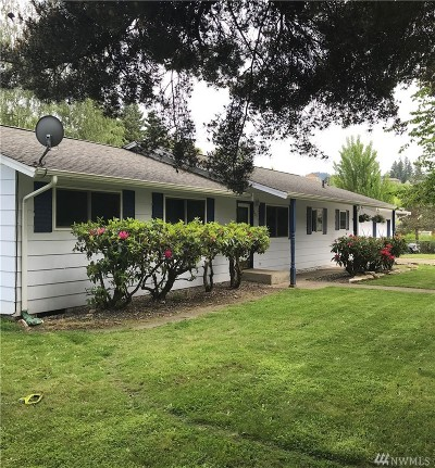 Pierce County Single Family Home For Sale: 795 Eatonville W