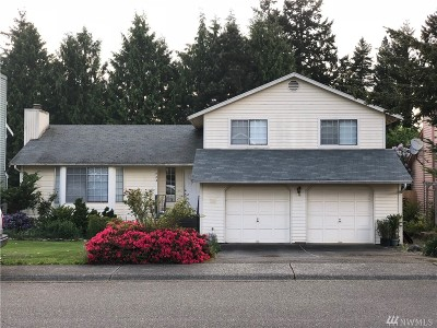 Federal Way Single Family Home For Sale: 724 S 313th St
