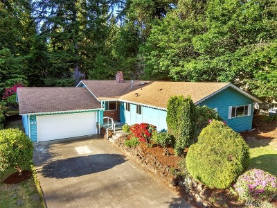 Tacoma Single Family Home For Sale: 9519 51st St W