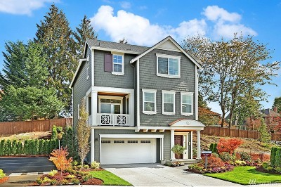 Bothell Single Family Home For Sale: 18618 46th Ave SE