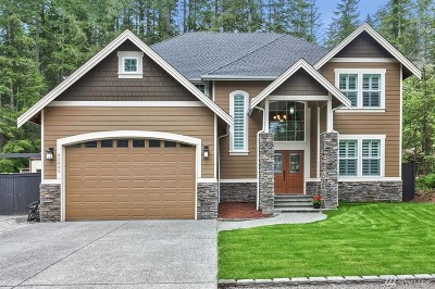 Woodinville Single Family Home For Sale: 22825 106th Dr SE