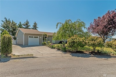 Skagit County Single Family Home For Sale: 812 S 25th St