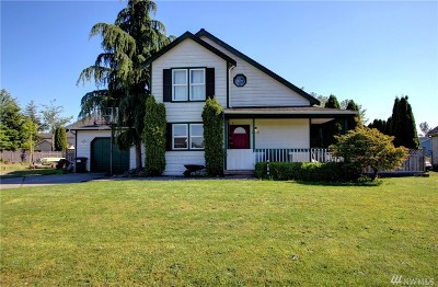 Skagit County Single Family Home For Sale: 2018 Fowler St