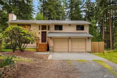 Snohomish Single Family Home For Sale: 6410 164th St SE