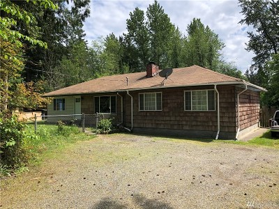 Auburn WA Single Family Home For Sale: $220,000