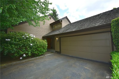 Bellevue Single Family Home For Sale: 1606 159th Place NE