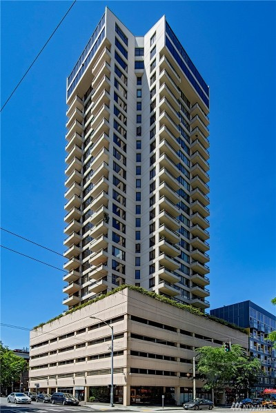 Condo/Townhouse Sold: 2201 3rd Ave #1206
