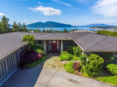 Anacortes Single Family Home For Sale: 3813 W 11th