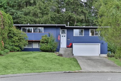 Bothell Single Family Home For Sale: 10812 NE 154th Place
