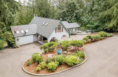 Kent Single Family Home For Sale: 22038 132nd Ave SE