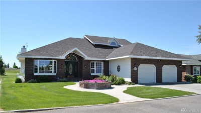 Single Family Home For Sale: 6671 Eagle Dr NE