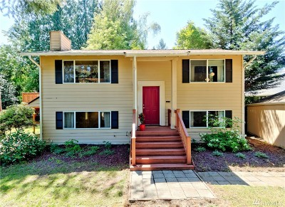 Woodinville Single Family Home For Sale: 18309 NE 175th Place