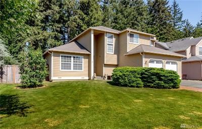 Covington Single Family Home For Sale: 25814 188th Ave SE