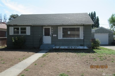 Single Family Home For Sale: 446 D St SW