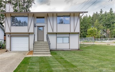 Tacoma Single Family Home For Sale: 4802 S Gove St