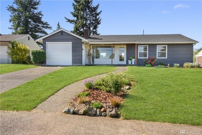 Tacoma Single Family Home For Sale: 4826 N 9th St