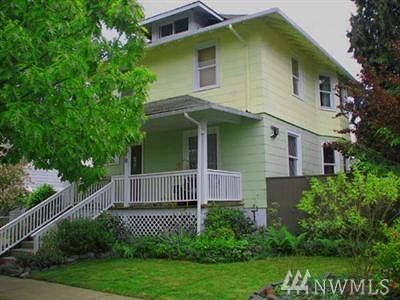 Tacoma Single Family Home For Sale: 2710 N 8th St