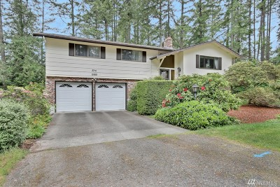 Tacoma Single Family Home For Sale: 3715 159th St Ct E