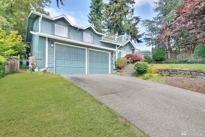 Federal Way Single Family Home For Sale: 35406 26th Place S