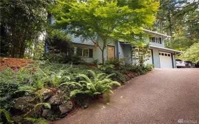 Gig Harbor Single Family Home For Sale: 3224 73rd Av Ct NW