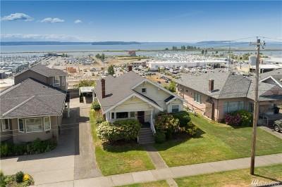 Everett Single Family Home For Sale: 1316 Grand Ave