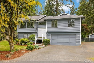 Renton Single Family Home For Sale: 14635 161st Ave SE